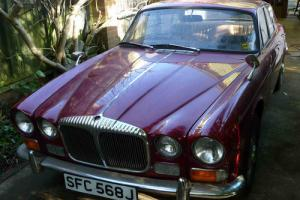 Jaguar XJ6 Daimler Sovereign Series One XK 4.2