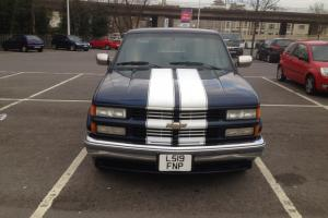 Chevy stepside ext cab pickup1994