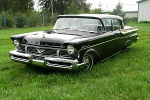 1957 Monarch / Mercury Photo