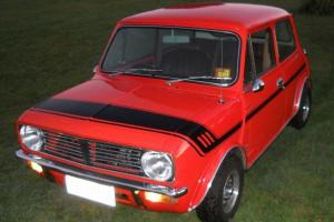 Leyland Mini Clubman 1100cc Mint Cooper S  Photo