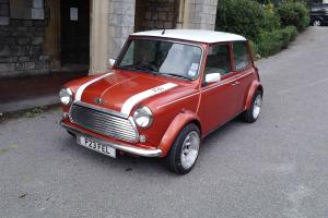1997 VOLCANO ORANGE CLASSIC MINI MPI STAGE 3 STUNNING