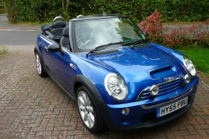 John Cooper S Works Mini Convertible 210BHP Certificates Included