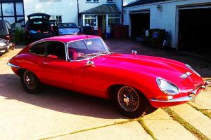 1962 JAGUAR E TYPE - 3.8 SERIES - NUT AND BOLT REBUILD  Photo