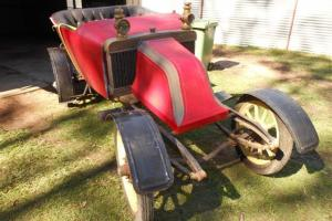 1913 Phoenix Veteran CAR 11 9HP 4CYL HAS Been IN DRY Storage FOR Over 30 Years