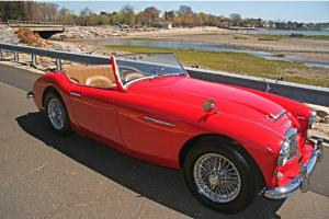 "1959 AUSTIN HEALEY 3000 MKI ""RESTORED, GORGEOUS, READY TO GO!!!"""