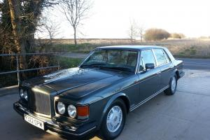 BENTLEY EIGHT 1989 GREY  Photo