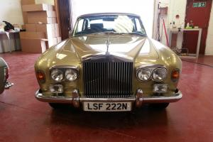 ROLLS ROYCE CORNICHE FHC 1975 ONE OWNER 40,000 MILES ONLY, FSH, STUNNING  Photo