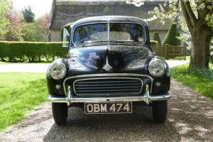 1955 MORRIS MINOR SPLIT SCREEN, OUTSTANDING CAR