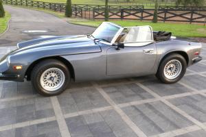 1979 TVR 3000S BRITISH ROADSTER... AWESOME !!!