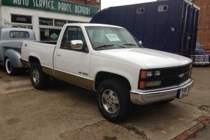 CHEVY K1500 PICKUP 4X4 not DODGE RAM , FORD F150