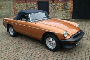 MG MGB LE ROADSTER CLASSIC LIMITED EDITION RESTORED, 2 Doors  Photo