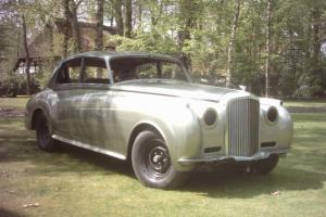 1957 BENTLEY S1 RESTORATION PROJECT CONTINENTAL 2 3 SILVER CLOUD BARN FIND
