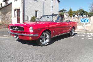 1964 1/2 Ford Mustang Convertable