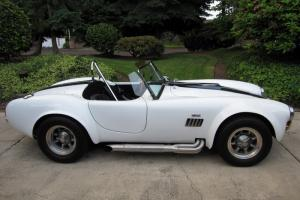 Replica COBRA 1965 Big Block 427 High-Riser Dual Holley Vintage Holman Moody
