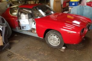 1967 Lancia Flavia Zagato Sport in extremely solid condition