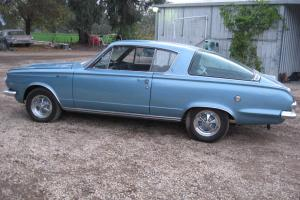 Plymouth Barracuda 1965 Charger Pacer Dodge Valiant Chrysler