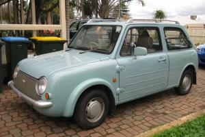 Nissan PAO Retro CAR 1988 Auto AIR Cond