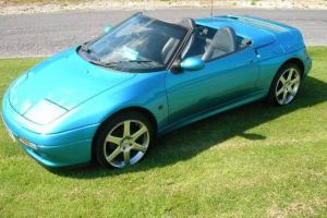 1992 LOTUS ELAN M100 SE TURBO BLUE