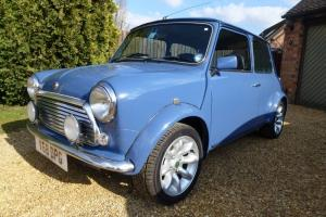 1999 ROVER MINI 40 BLUE