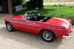 MGB ROADSTER 1965  Photo