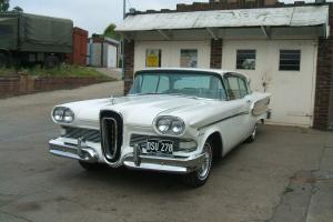 EDSEL CITATION 2 DR. HARD TOP