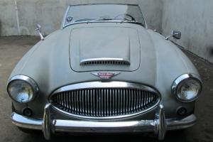 Austin Healey BT7 1962 with hard top