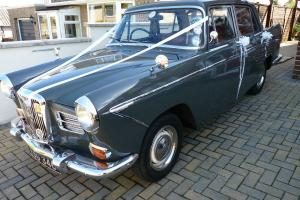 WOLSELEY 15/60 GREY