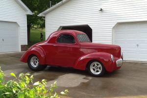 1941 WILLYS CUSTOM BUILT COUPE