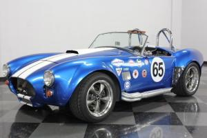 VERY NICE FACTORY 5 COBRA, BUILT 5.0L STROKED TO A 347 MAKING OVER 400HP, REMOVE