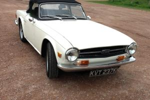 Triumph TR6 PI CP 1972 150bhp Overdrive  Photo