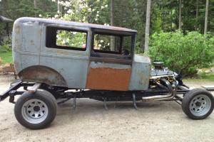 Other Makes : Essex Sedan Suicide 2 door