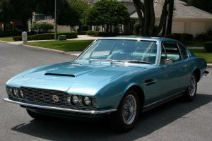 1968 Aston Martin DBS 1 OF 34 LHD