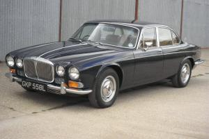 Stunning 1972 Daimler Sovereign 4.2 Ltr Series One SWB.