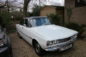 Rover P6 2000TC  Photo