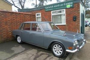 Triumph 2000 2.0 MANUAL OVERDRIVE 46.000 MLS PETROL MANUAL 1969/G