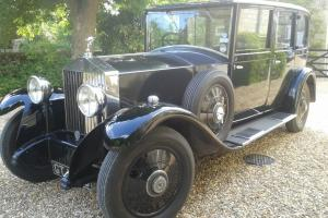 1931 Rolls Royce Limousine 20/25  Photo