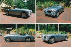 1954 Austin Healey Roadster 100-4 BN-1!! Only 42,000 ORIGINAL miles! Photo