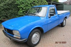 1993/Q REG PEUGEOT 504 2.3 DIESEL PICK UP BLUE