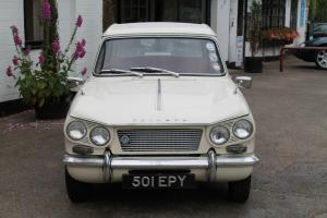 1963 TRIUMPH VITESSE 6 SALOON  Photo
