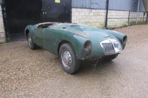 MGA Roadster 1962 LHD MK11 1622 For Restoration Great Project SALE PRICE INC VAT  Photo
