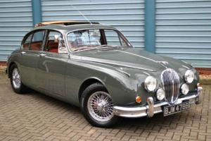 Jaguar MK II Saloon 3.8 Overdrive  Photo