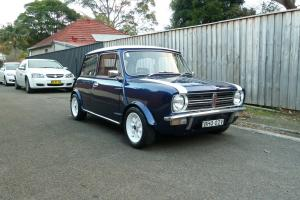 Leyland Mini Clubman 1978 Fully Restored