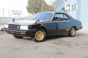 1980 Nissan Skyline 2000GT EX Turbo