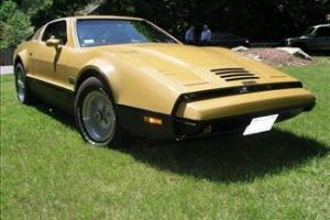 1974 Bricklin SV-1! PS, PB, PW, Gullwing Doors, AC, Supercar, Exotic Photo