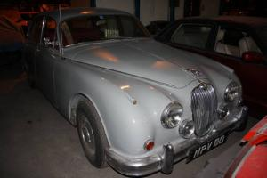 1961 mk2 JAGUAR 2.4/240 1 previous owner 38,000 miles jaguar drivers club