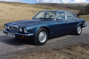 1983 Jaguar Sovereign 4.2 Auto XJ6 Dry stored since