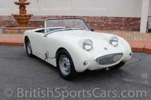 1959 Austin Healey Bugeye Sprite 1275cc Engine Disk Brakes Solid Car