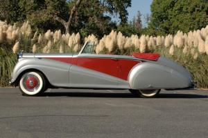 1951 Bentley  Mark VI Drophead Photo