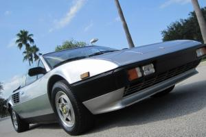 STUNNING CLASSIC MONDIAL FOUR SEATER CABRIOLET LOW MILES EXCELLENT CONDITION
