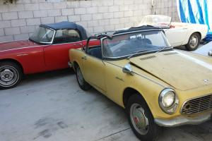 1965 Honda S600 lot of 3